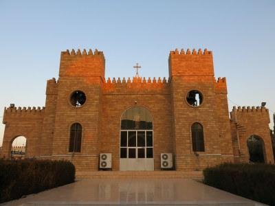iraq churches ainkawa