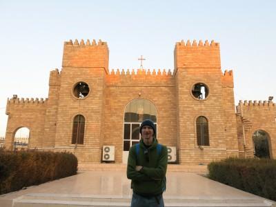 christian church iraq