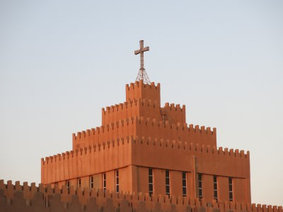 church in iraq