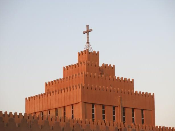 church in iraq