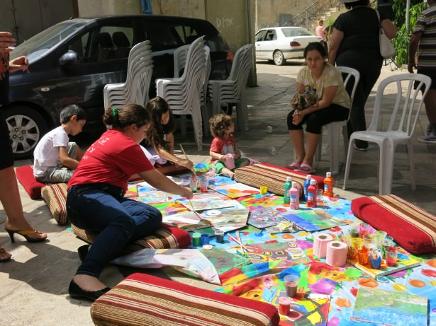 israel isfiya arts crafts