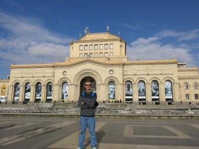 jonny blair republic square yerevan