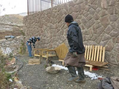 zarad band iran working