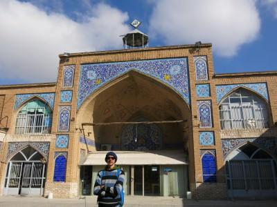 jameh mosque shahr e kord
