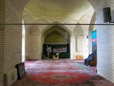 jameh mosque shahr-e kord