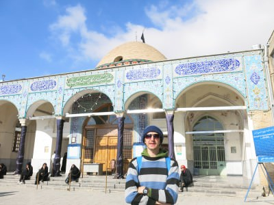 shahr e kord iran shrine