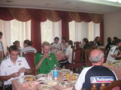 breakfast in bobruisk