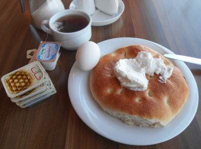 iraqi breakfast