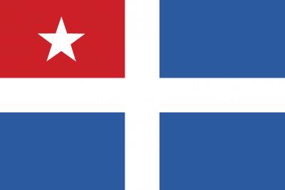 crete flag