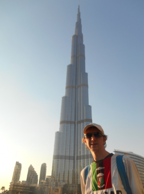burj khalifa on the cheap uae
