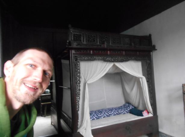chairman mao bedroom changsha