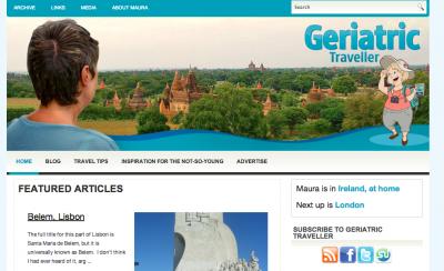geriatric traveller maura ward