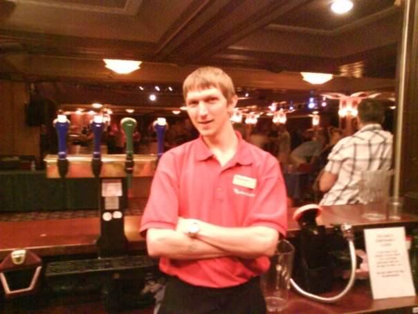 jonny blair on pavilion bar bournemouth