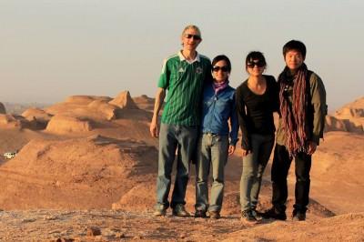 kaluts desert tour