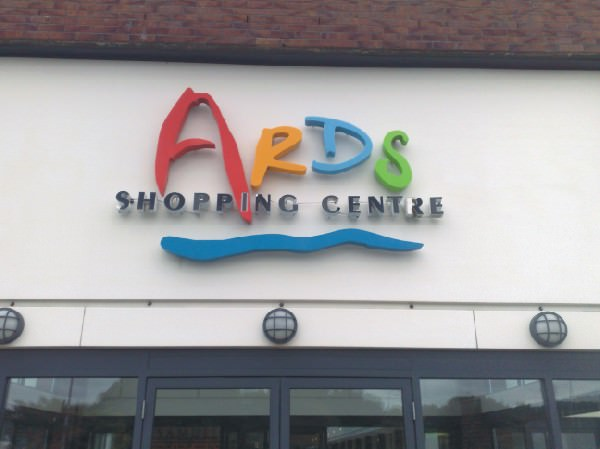 Take a wee dander or a browse round Ards Shopping Centre.