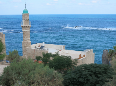 jaffa backpacking israel