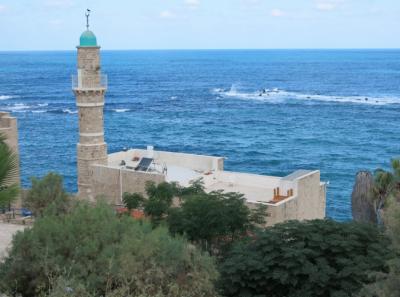 jaffa backpacking israel