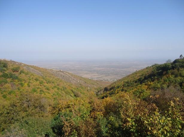 sighnaghi in georgia