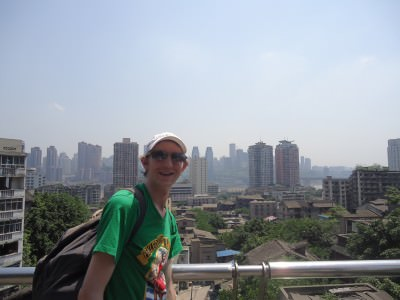 backpacking in chongqing china childhood dreams