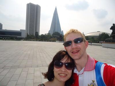 jonny blair north korea