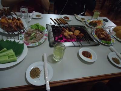 pyongyang north korea food