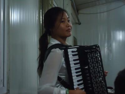 korean music and lamb