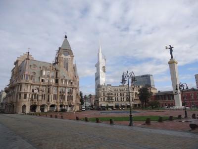 batumi backpacking georgia europe square