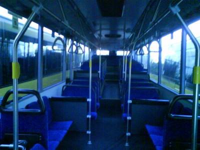 locked in a bus sydney australia
