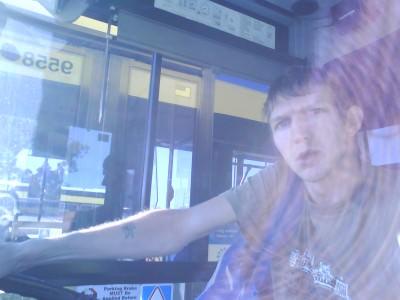 alarm on sydney bus