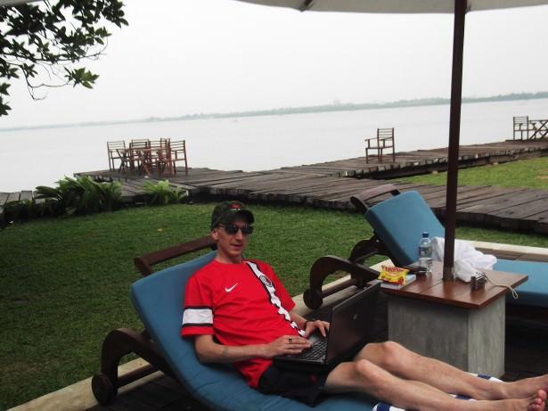 Travel writing in Negombo, Sri Lanka