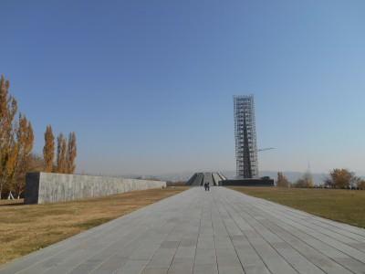 armenian genocide museum yerevan