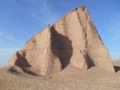 iran kaluts desert