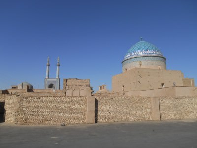 yazd iran sights