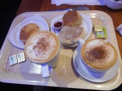 coffee in knotts newtownards