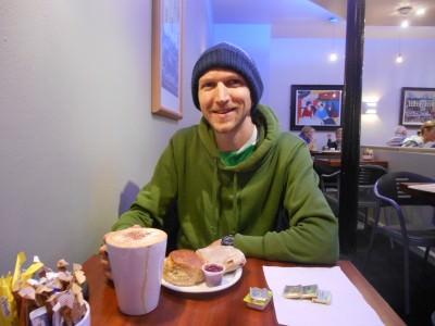 newtownards coffee scones
