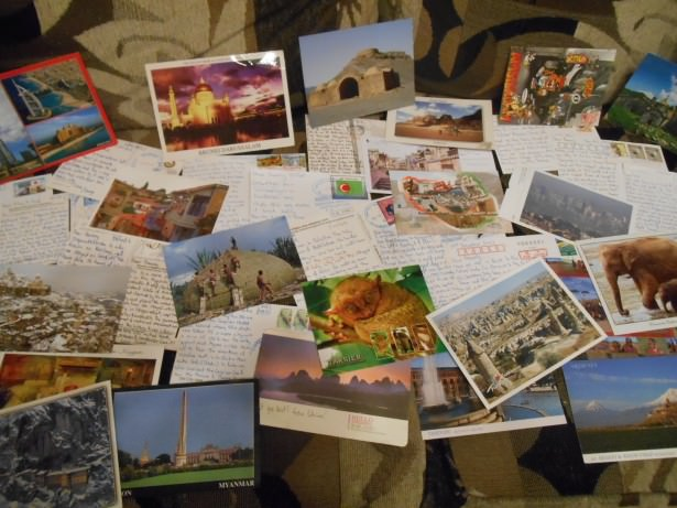postcards danny blair