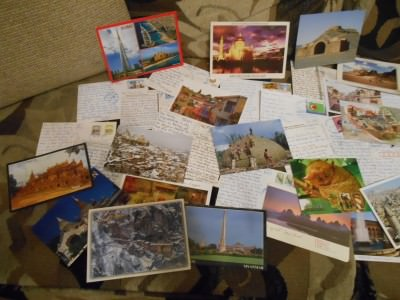 danny blair postcards