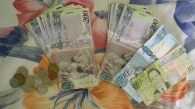 strange currencies backpacking