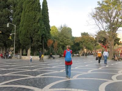 baku azerbaijan sights