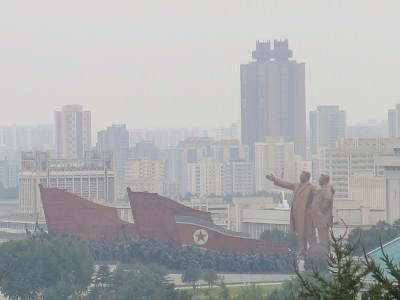 moran hill pyongyang