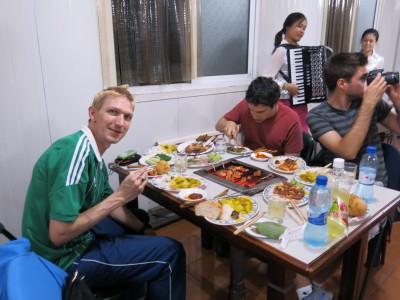 food north korea