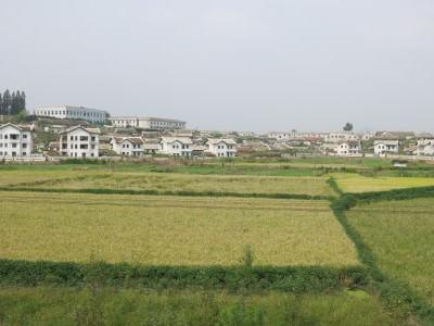 pyongyang countryside