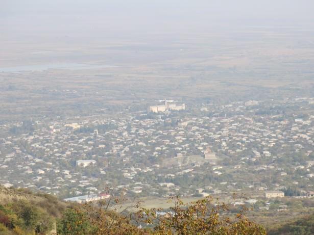 view of tsnori georgia