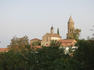 church sighnaghi