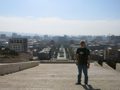 yerevan backpacking armenia