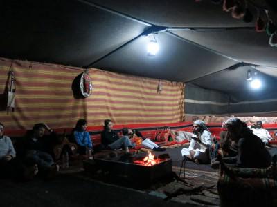 wadi rum stars camp jordan