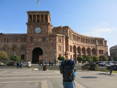 republic square armenia