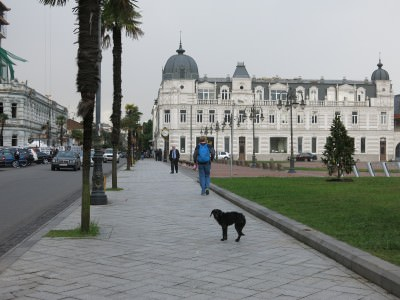 batumi backpacking georgia
