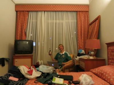 kerman akhavan hotel