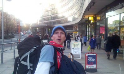 Backpacking in England - my tips!